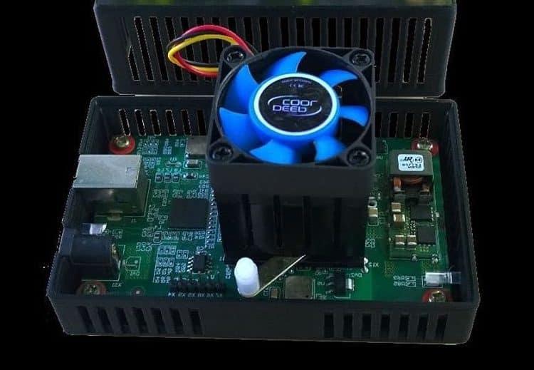 FPGA Miner AtomMiner