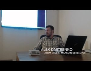 AtomMiner Demo Algo-Switching