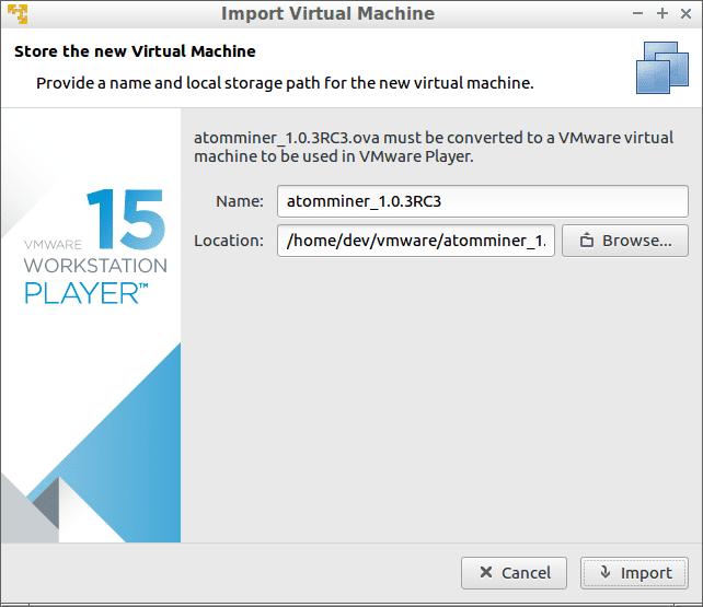 VM Import